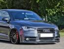 Audi A1 8X S-Line Intenso Front Bumper Extension