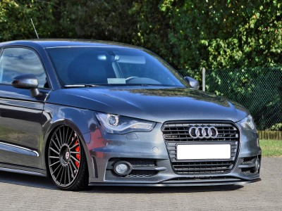 Audi A1 8X S-Line Intenso Front Bumper Extension