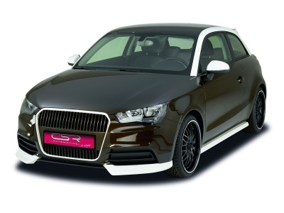Audi A1 8X Sport Front Bumper Extension