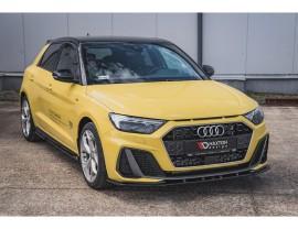 Audi A1 GB Extensie Bara Fata MX