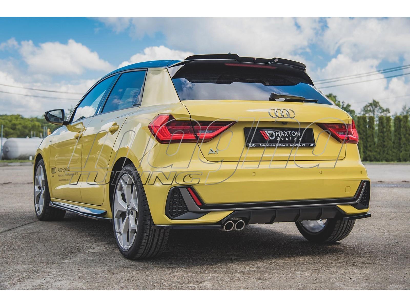 Audi A1 GB Extensie Eleron MX