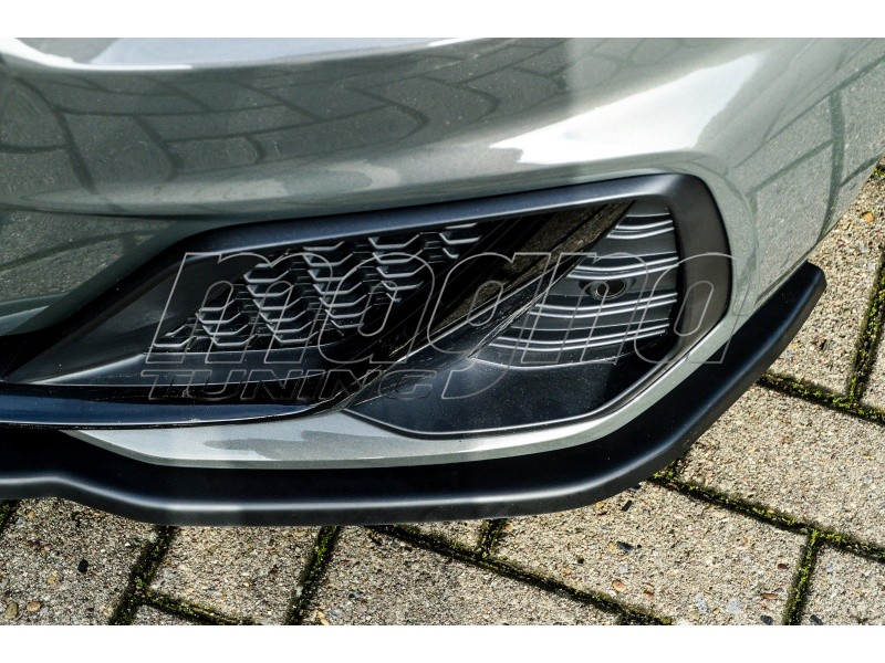 Audi A1 GB Intenso Front Bumper Extension