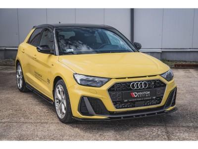 Audi A1 GB MX Front Bumper Extension