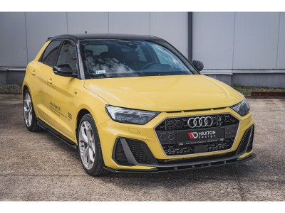 Audi A1 GB MX Side Skirt Extensions