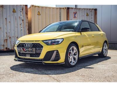 Audi A1 GB MX3 Front Bumper Extension