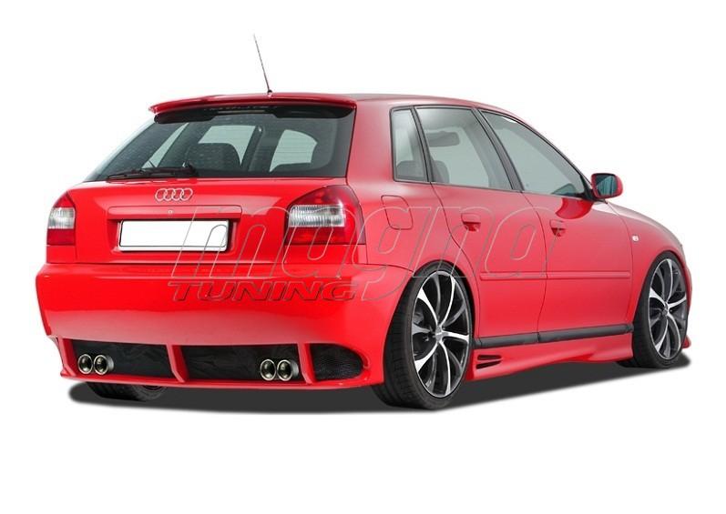 Audi A3 8L Bara Spate GTX-Race