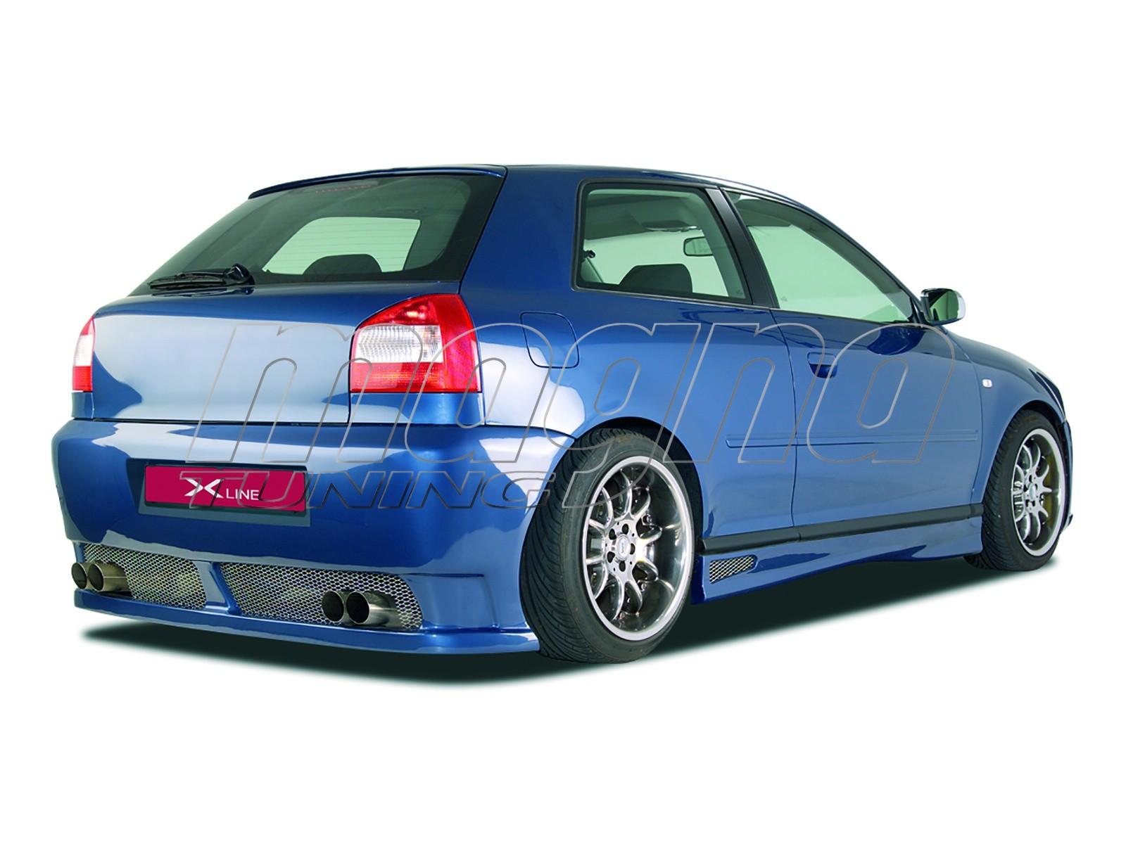 Audi A3 8L Bara Spate XL2-Line