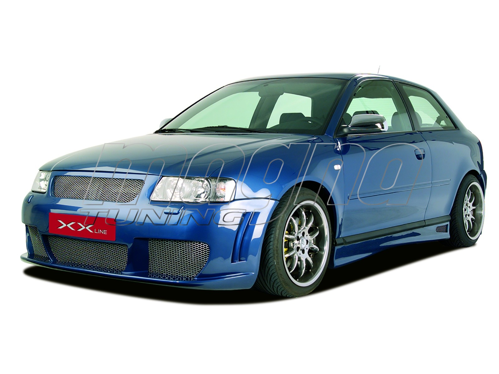Audi A3 8L Body Kit XL-Line