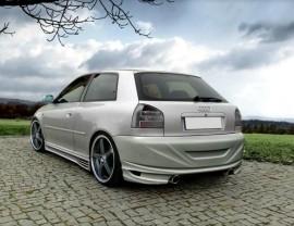 Audi A3 8L D-Line Rear Bumper