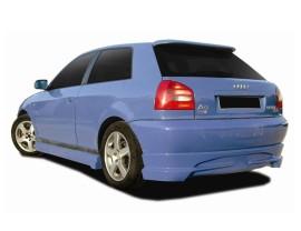 Audi A3 8L Extensie Bara Spate GhostRider