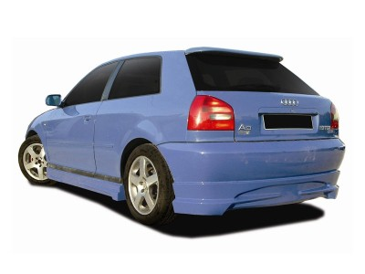 Audi A3 8L GhostRider Rear Bumper Extension