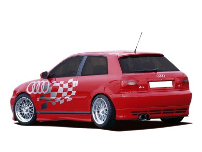 Audi A3 8L R2 Heckansatz