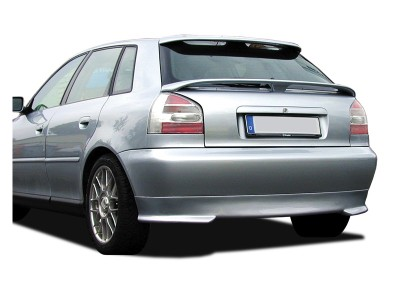 Audi A3 8L RS-Look Rear Bumper Extension