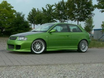 Audi A3 8L RS Side Skirts