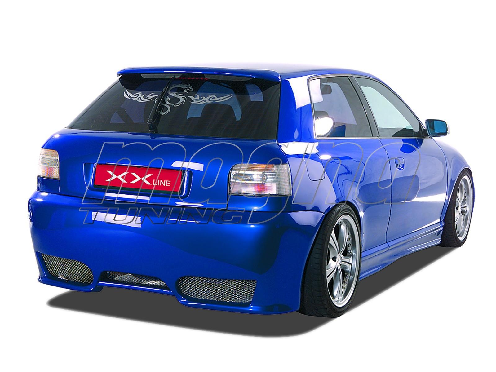 Audi A3 8L XXL-Line Rear Bumper