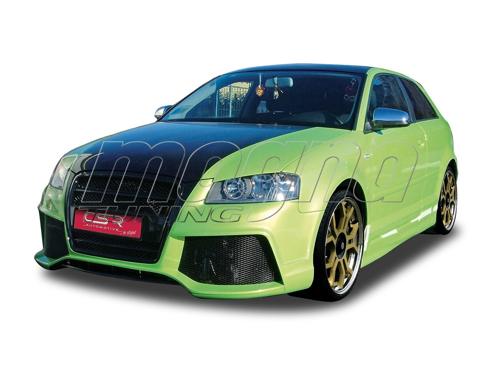 Audi A3 8P Bara Fata C-Line
