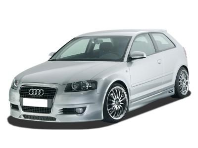 Audi A3 8P Bara Fata Singleframe1
