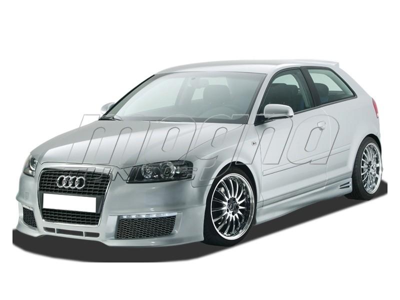 Audi A3 8P Bara Fata Singleframe2