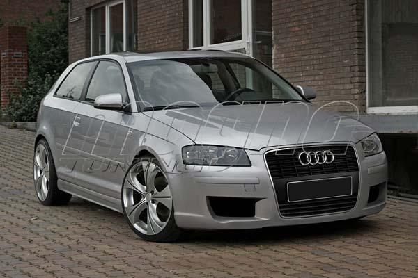 Audi A3 8P Bara Fata Storm