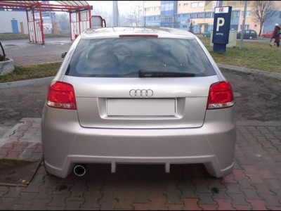 Audi A3 8P Bara Spate Drifter