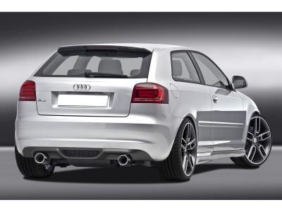 Audi A3 8P C2 Heckansatz