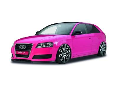 Audi A3 8P Cronos Front Bumper Extension