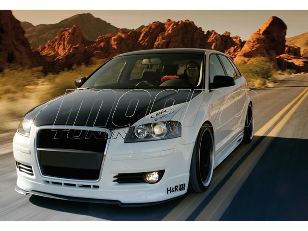 Audi A3 8P Extensie Bara Fata RX2