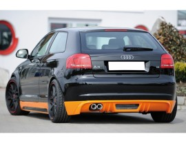 Audi A3 8P Extensie Bara Spate Recto2