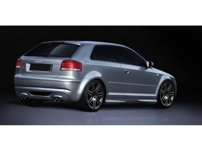 Audi A3 8P Extensie Bara Spate SX
