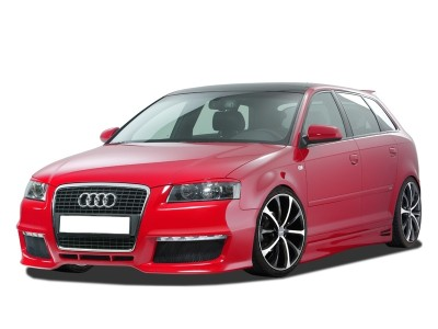 Audi A3 8P Facelift Bara Fata Singleframe