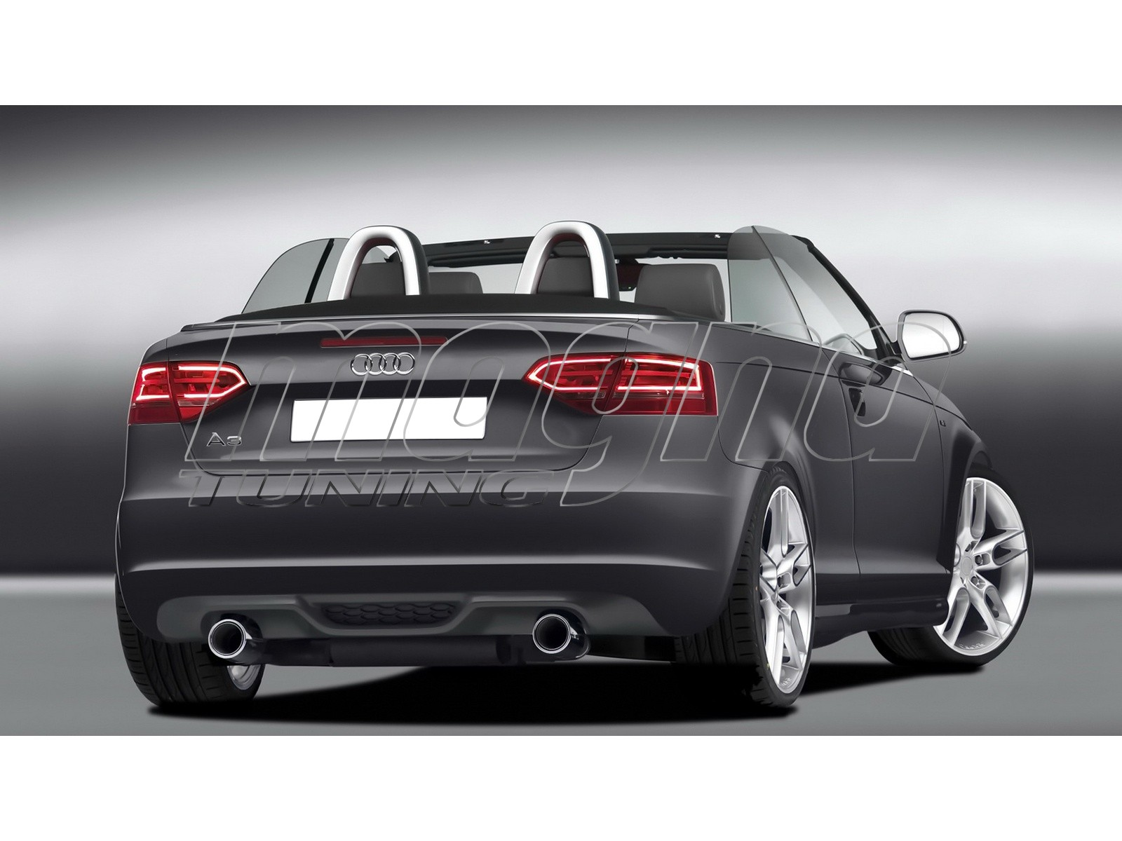 audi a3 8p facelift cabrio c2 body kit. Black Bedroom Furniture Sets. Home Design Ideas