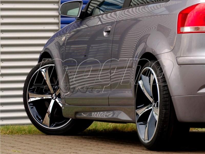 Kit Audi a3 8p Facelift