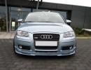 Audi A3 8P Facelift Enos Front Bumper Extension