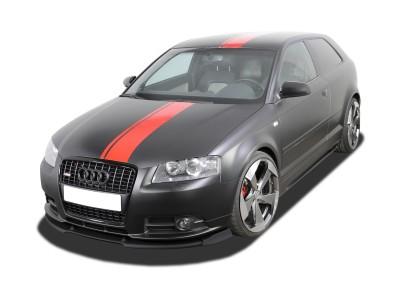 Audi A3 8P Facelift Extensie Bara Fata V2