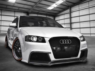 Audi A3 8P Facelift RS-Line Front Bumper