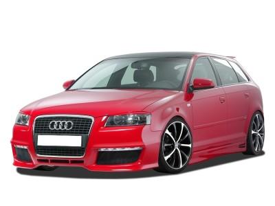 Audi A3 8P Facelift Singleframe Front Bumper