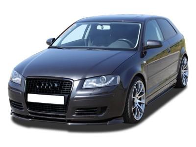 Audi A3 8P Facelift Veneo Front Bumper Extension