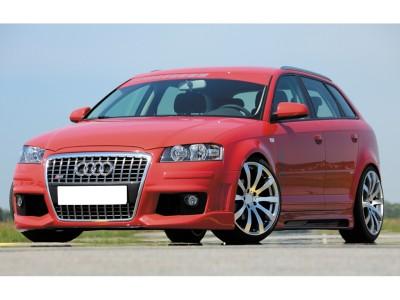 Audi A3 8P Facelift Vortex Frontstossstange