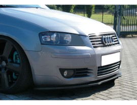 Audi A3 8P Intenso Front Bumper Extension