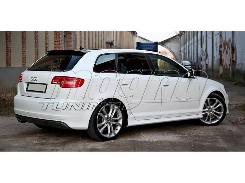 Audi A3 8P Meteor  Side Skirts