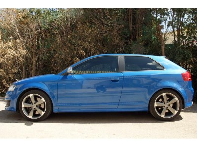 Audi A3 8P Monor Side Skirts
