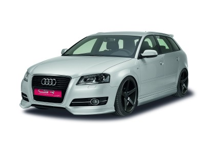 Audi A3 8P N2 Front Bumper Extension
