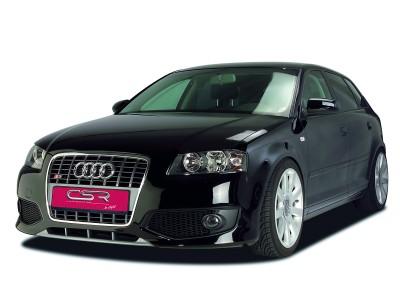 Audi A3 8P O2-Line Front Bumper