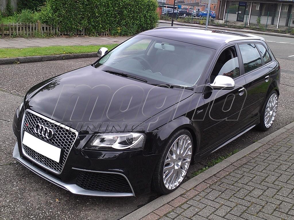 audi a3 8p rs look front bumper