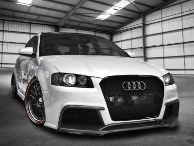 Audi A3 8P RS-Style Frontstossstange