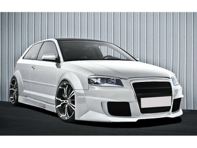 Audi A3 8P RaceLine Wide Body Kit