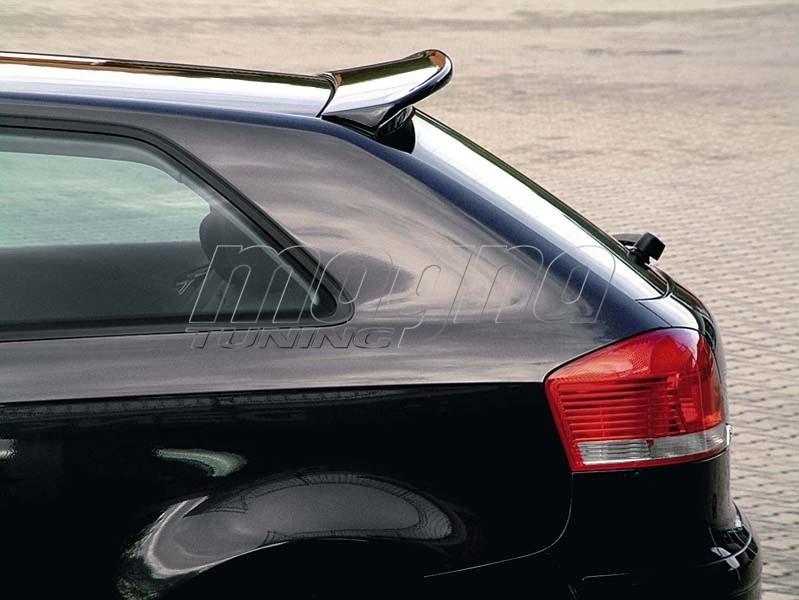 audi a3 8p s look rear wing. Black Bedroom Furniture Sets. Home Design Ideas