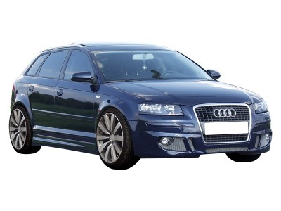 Audi A3 8P SF Side Skirts