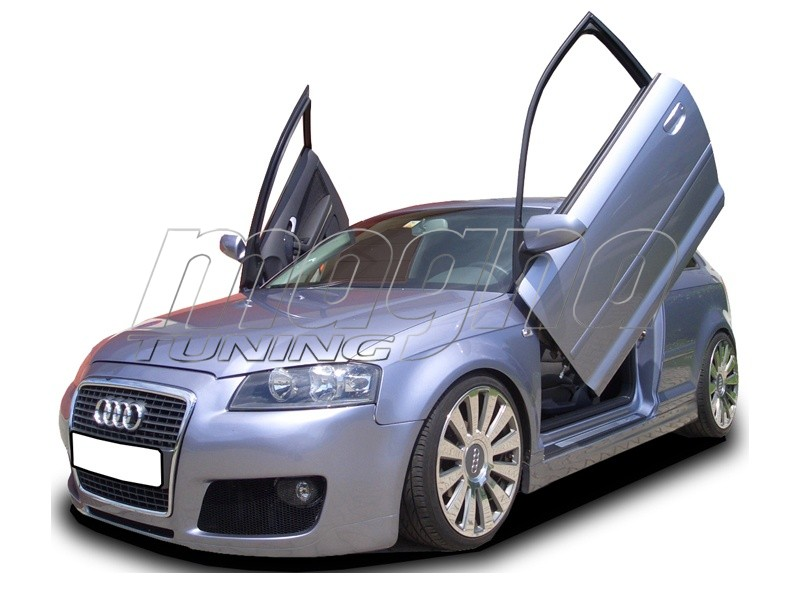 audi a3 8p sr body kit. Black Bedroom Furniture Sets. Home Design Ideas