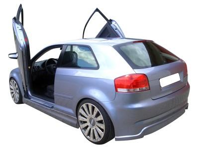Audi A3 8P SR Rear Bumper